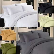 OFFER - Seasonal Sale for 600 800 1000 TC 100% Egyptian Cotton Hotel Items Solid