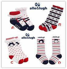 3 Pairs Children's Non Slip Cotton Socks for Fall/Winter 1Y-3Y 30% Off!
