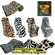 Faux Fur Roll Mink Sofa Bed Throws Animal Skin & Image Sofa Bed Throw Blankets
