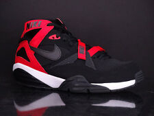 NIKE Air Trainer Max '91 Black University Red New 2014 Bo Jackson 309748 008