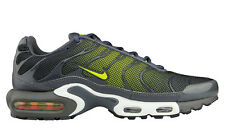 Exclusive Nike Air Max Plus Tuned Drk Grey/Venom Green Men's Trainers 647315-030