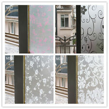 Free shipping Frosted Glass Window Film self-adhesive  Privacy Window Sticker