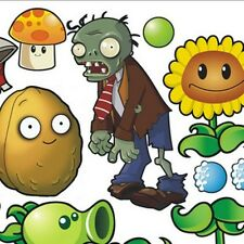 Classic Game Plants VS Zombies Removable Kids wall sticker