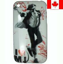 Hard Plastic Glossy snap on cases for iphone 2G 3G in 6 different styles
