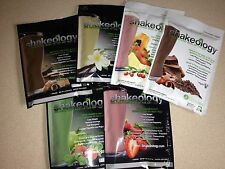 Shakeology Individual Packets Chocolate, Strawberry, Vanilla, Greenberry