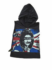 KIDS HOODIE SEX PISTOLS ROCK AND ROLL ANIMAL GIRLS BOYS PUNK 80'S CUTE ADORABLE