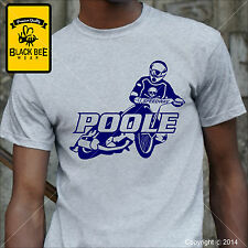 Poole Pirates Speedway Graphic T-shirt, Polycotton, Crew Neck SWTS302