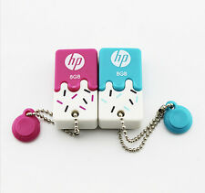 Special mini HP model USB 2.0 8GB-64GB flash drive memory stick genuine pendrive