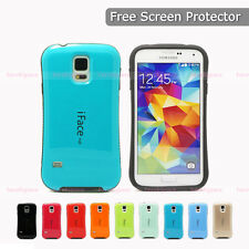 iFace Heavy-Duty Bumper Shockproof Hard Case Cover for Samsung Galaxy S5/S4/S3