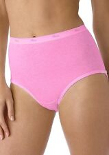 12 pack HANES Her Way 100% Cotton Brief Panties - Style PP40 - Colors!