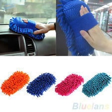 New Trendy Ultrafine Fiber Chenille Anthozoan Car Wash Supplies Cleaning Glove