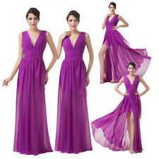 Masquerade Formal Evening Party Gown Bridesmaid Cocktail Cheap Long Prom Dresses