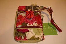 Vera Bradley Carry It All Wristlet~Hello Dahlia!~NWT~Sold Out!