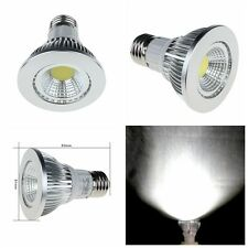 PAR20 COB E27 Led Bulb AC 85V - 265V 9W 750Lum lamp Warm Cool White light