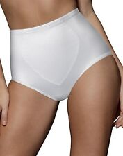 4 Pack Bali Smoothers Firm Control Briefs - Style X710 - Featuring White