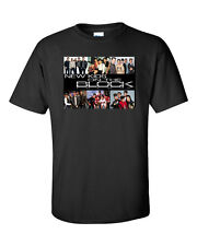 NKOTB NEW KIDS ON THE BLOCK NEW COLLAGE BLACK T SHIRT SIZES S-4XL PICK SIZE