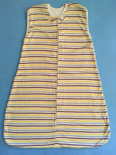 NEW Baby BOYS or Girl Sleeping Bags yellow stripes Size 0-6mths