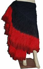 Traditional Tribal dance 12 yard Cotton Skirt - Various colors