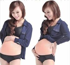 Artificial Baby Tummy, Belly Fake Pregnancy, Pregnant Bump Silicone all size