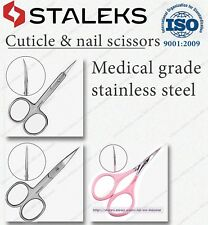 New Staleks High quality scissors manicure medical stainless steel