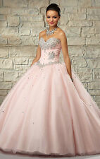 New Quinceanera Dresses Formal Prom Party Pageant Ball Dresses Bridal Gowns