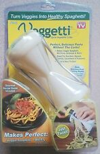 New Veggetti Spiral Vegetable Cutter Spaghetti Pasta Veggetti Slicer Cutter
