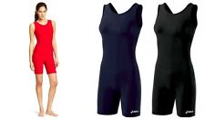 NEW Asics Women's Adult Solid Modified Wrestling Singlet, JT857, 3 colors