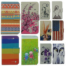 For SONY case Wallet Card DELUXE leather cartoon cute Cover