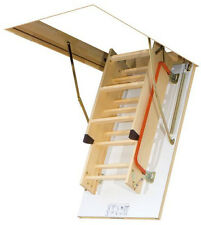 Attic stairs insulated, attic ladder, storage stairs / many sizes/ new