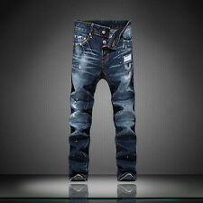 Brand New DSQUARED2 Men's Washed Denim Jeans Size 30 - 36 DSQ-296