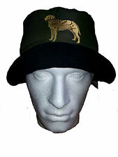 Unisex Bucket Hat with Embroidered Image of Dog - Can be personalised -