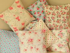 "CATH KIDSTON Fabric. Cushion Covers Vintage Floral Pillow 16"" 14"" Designer Gift"
