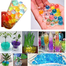 10bags Magic Plant Growing Balls Crystal Mud Soil Water Beads Wedding Decor D2