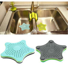 Hot! New Starfish Drain Hair Catcher Bath Stopper Strainer Filter Shower Cover