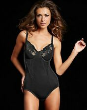 Flexees Pretty Shapewear Embellished Unlined Body Briefer 1456