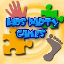 Various Pin The Tail On The Donkey Kids Party Games And Activities