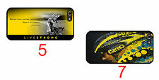 Livestrong iPhone 4 s 5 s 6  Samsung S3 S4 S5 Sony HTC Coque case cover