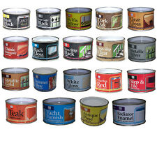 19 Types! Household Outdoor 180ml Paint Varnish Gloss Non-Drip Hard Drying 151