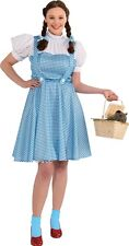 Dorothy Adult Womens Plus Size Costume HALLOWEEN Wizard of Oz