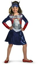 Optimus Prime Classic Girls Costume Transformers Child