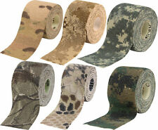 McNett Camouflage Form Tape Self Clinging Military Wrap MADE IN THE USA