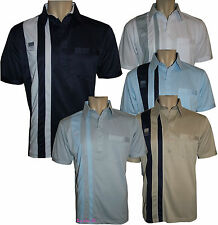 Men's T-Shirts Loose Fit Classic Polo With Pocket PolyCotton Tops Size M to 2XL