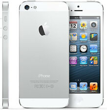 NEW APPLE IPHONE 5 16GB/32GB WHITE/BLACK UNLOCKED,UNSOLD STOCK SMARTPHONE +GIFTS