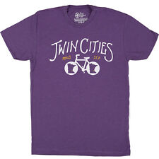 Pedal Pushers Club Ride the Twin Cities T-Shirt