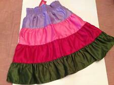 Gymboree Fairy Fashionable Long Tiered Satiny Skirt Sz 5 or 7 NWT
