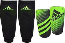 adidas Ghost Guard Shinguards Shin Guards Compression Sleeves S06994 Solar Green