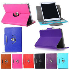 360 Rotating PU LEATHER STAND CASE FOR ALDI MEDION LIFETAB 10.1'' TABLET