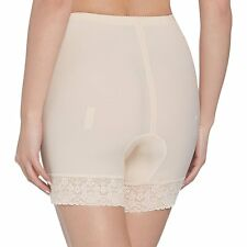 Playtex I Can't Believe It's a Girdle Medium Long Leg Thigh Slimmer Beige