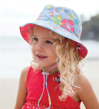 MillyMook & Dozer  Toddler and Girls 2-9 Years  Bucket Hat Sizes Sun Protection