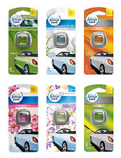 FEBREZE AIRPURE CAR VENT CLIP ON AIR FRESHENER AVAILABLE IN VARIOUS FRAGRANCES